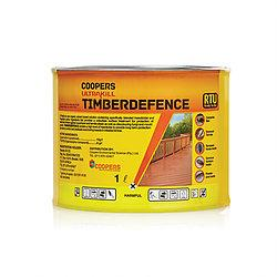 Timber-Defence wood borer insecticide.
